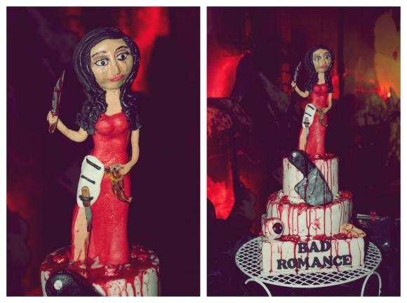 I love the CAKE! :)