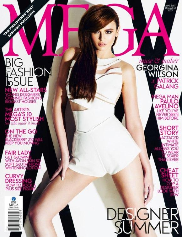 Georgina WIlson on Mega