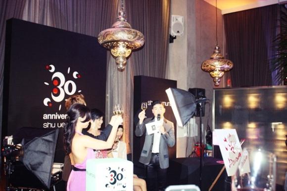 Shu Uemura 30th Anniv LaunchIMG_8883 by Miguel Alomajan