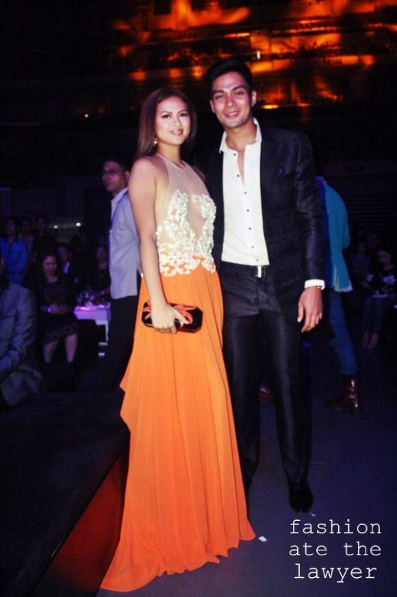 Precious Lara Quigaman and Marco Alcaraz in Francis Libiran