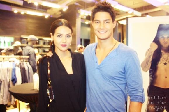 Vanessa and Daniel Matsunaga