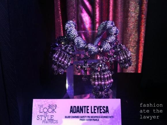 ADANTE LEYESA