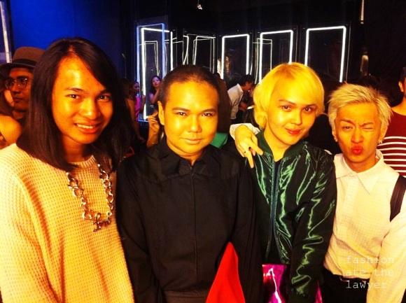 Rxandy, Ryuji, and RJ